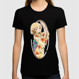 Mami Tomoe - Yukata edit. (rev. 1) T-shirt