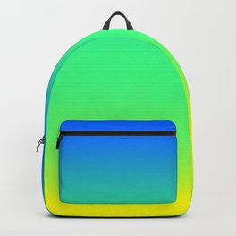 Tropical Horizon Ombre Backpack