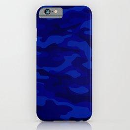 Ocean Camo iPhone Case