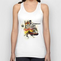 germany Tank Tops featuring Germany by Rose's Creation