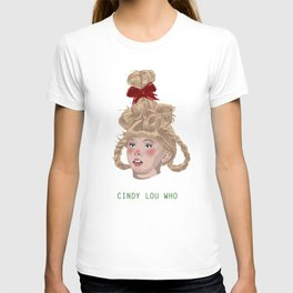 Cindy Lou T-shirt