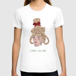 Cindy Lou T-shirt