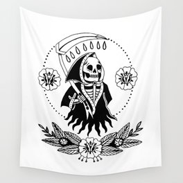 Garden Reaper Wall Tapestry