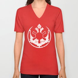 Rebel Empire Unisex V-Neck