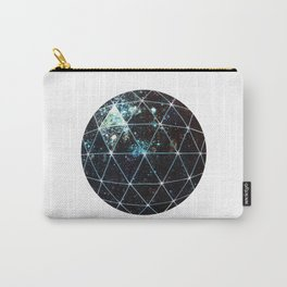 Galaxy Geodesic  Carry-All Pouch