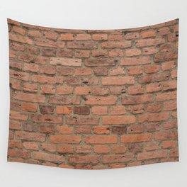 Stone Brick Wall Wall Tapestry