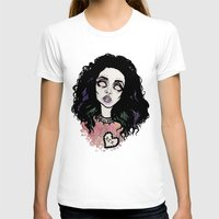 charli xcx T-shirts featuring Nuclear Lover -Charli XCX by Julio César