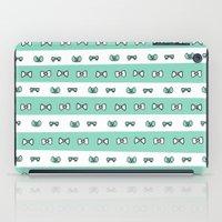 haikyuu iPad Cases featuring Haikyuu!! Aobajohsai Bows by InkyThoughts