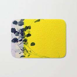 grayellow_mood Bath Mat