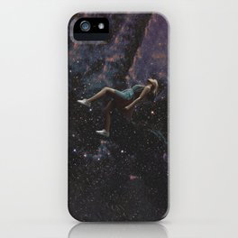Here, Now iPhone Case