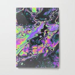 AMNESIA Metal Print