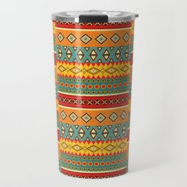 Barefooted in sarong Travel Mug