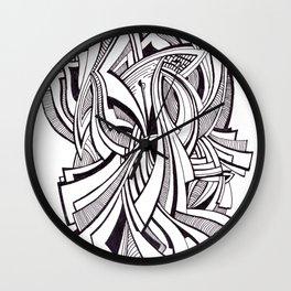 Tethers Wall Clock