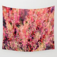 fantasy Wall Tapestries featuring Fantasy by Aloke Design