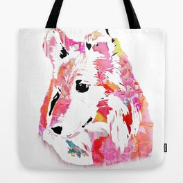 Luci the Sheltie Tote Bag