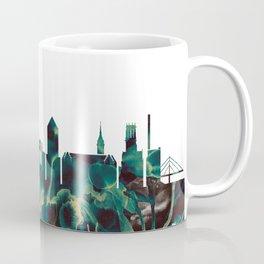 Duisburg Skyline Coffee Mug