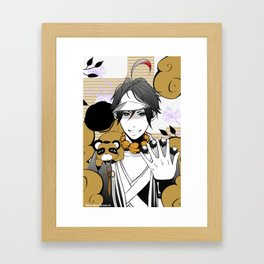 Older Chuutarou Framed Art Print
