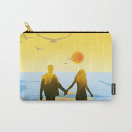 Together till the end Carry-All Pouch