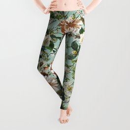 Midnight Garden XIII Leggings