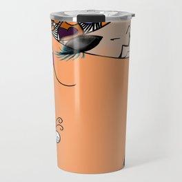 GC Springtime in NYC Illustration  Travel Mug