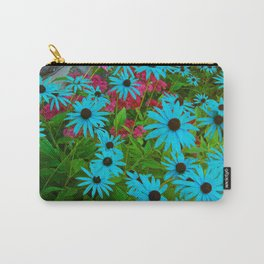 Wildflower Beauty Carry-All Pouch
