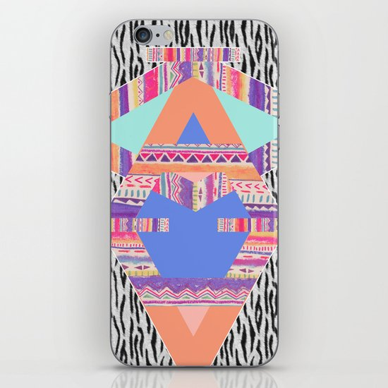 HELAKU iPhone Skin