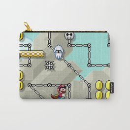 mario retro games Carry-All Pouch