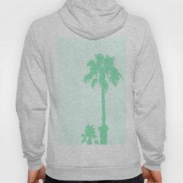 Mint Palms Hoody
