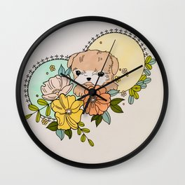 I Would Like To Take You Out To Lunch Wall Clock