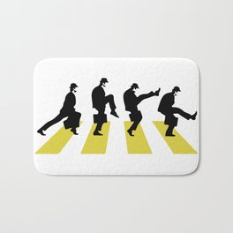 Ministry of Silly Walk Bath Mat