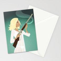 Betty's BB Gun Stationery Cards
