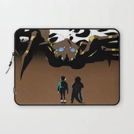 All Monsters Attack Laptop Sleeve