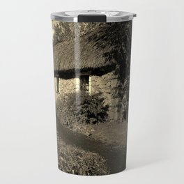 Living In The Past Travel Mug