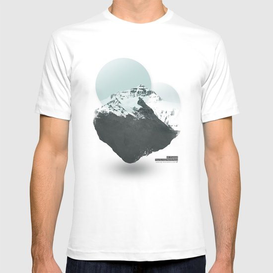 Mt. Everest - The Surreal North Face T-shirt