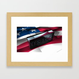 United States Marine Corps Framed Art Print