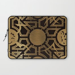 Lament Configuration Side D Laptop Sleeve