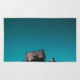 Shipwreck Galaxy Rug