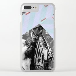 Lil Uzi Clear iPhone Case