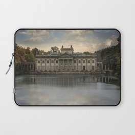 Royal Palace in Warsaw Baths Laptop Sleeve