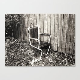 Discarded Canvas Print