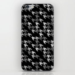 Toothless Black and White iPhone Skin