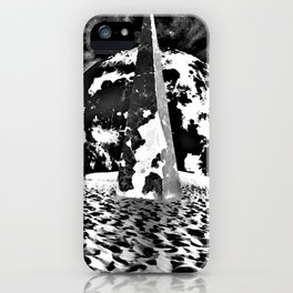 What They Found Was Holy But Not Theirs iPhone Case