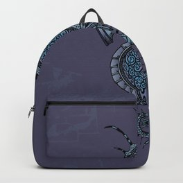 Fukushima Mon Amour v.2 Backpack