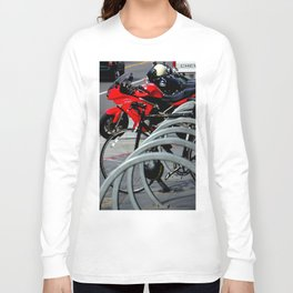 On And Off The Rack Long Sleeve T-shirt