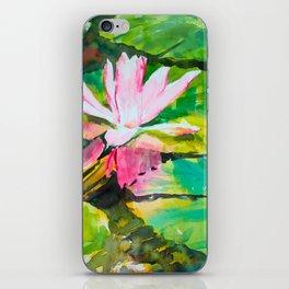 Queen of Lilies iPhone Skin