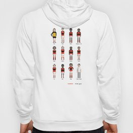 Flamengo - All-time squad Hoody