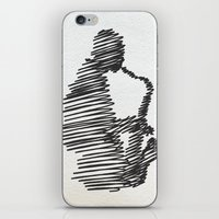 jazz iPhone & iPod Skins featuring jazz  by Zuhal Arslan