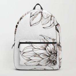 Dahlia Solo Inked Backpack