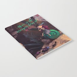 Pixie forest concert Notebook