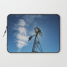 Spinning Blades Laptop Sleeve